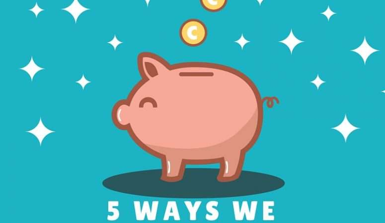 5 Ways We Saved Money in May