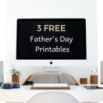Father's Day printables | father's day gift