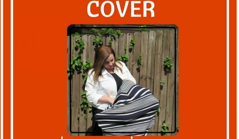 Covered Goods Nursing Cover Review + Giveaway!
