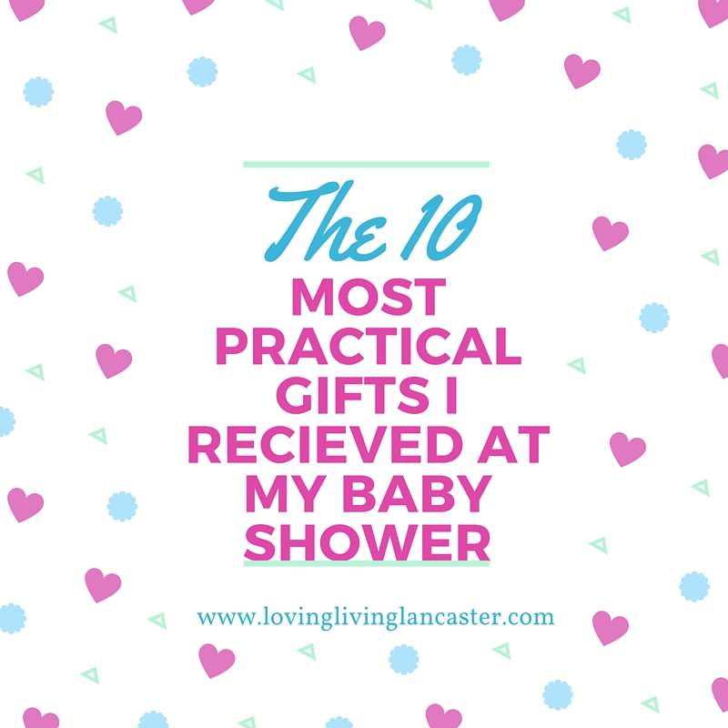 The 10 Most Practical Gifts I Received At My Baby Shower