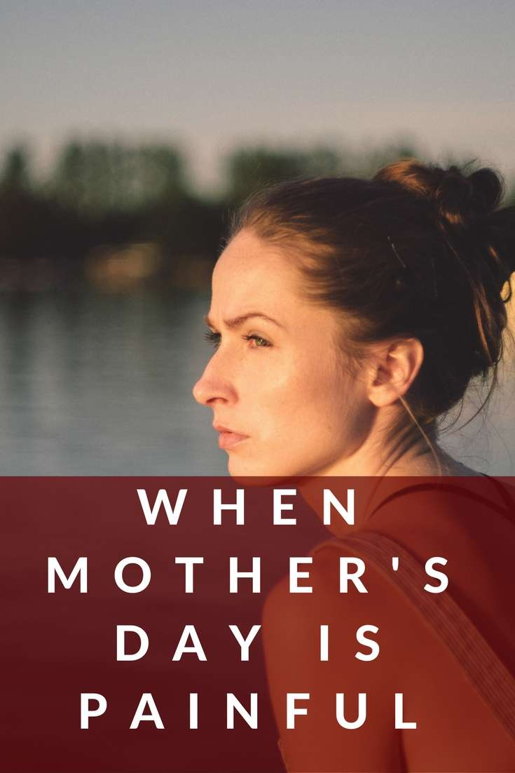When Mother's Day is Painful: How do we help those who are hurting?