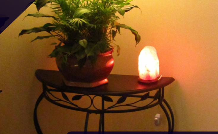 Himalayan Salt Light Review + Giveaway!