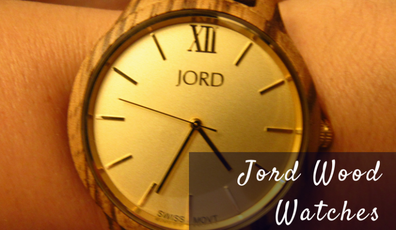 Jord Wood Watches + Giveaway!