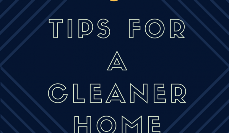 3 Tips for a Cleaner Home with Neato Robotics