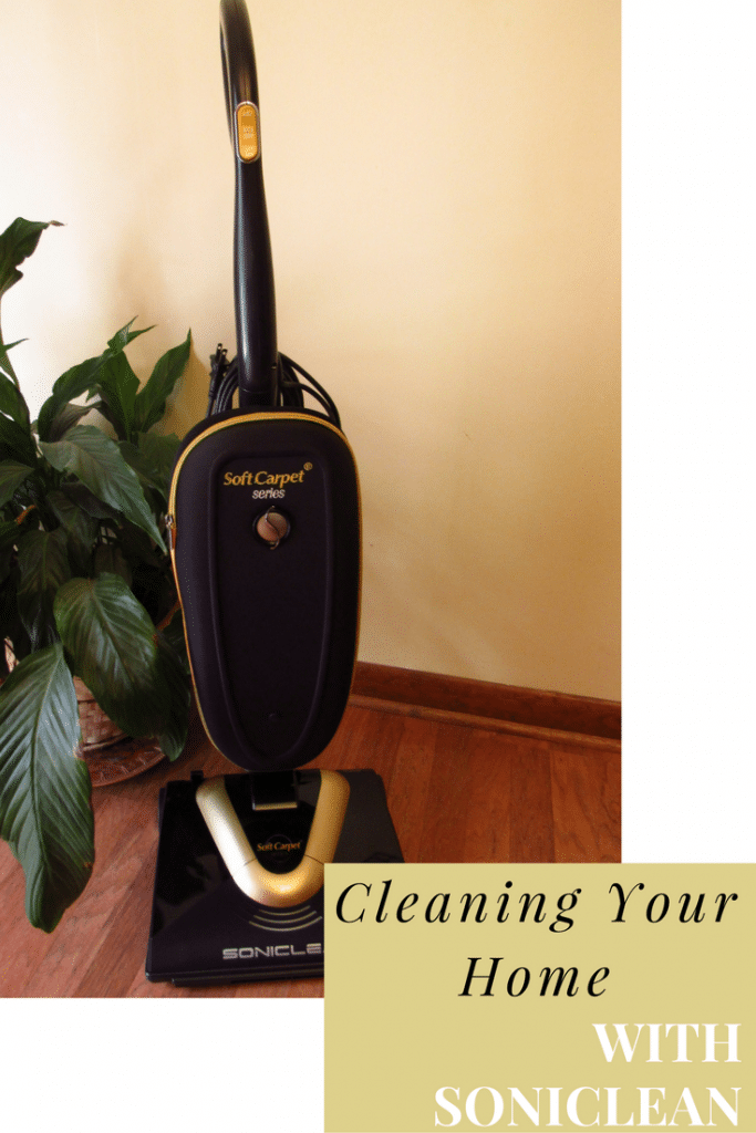 Cleaning Your Home with Soniclean