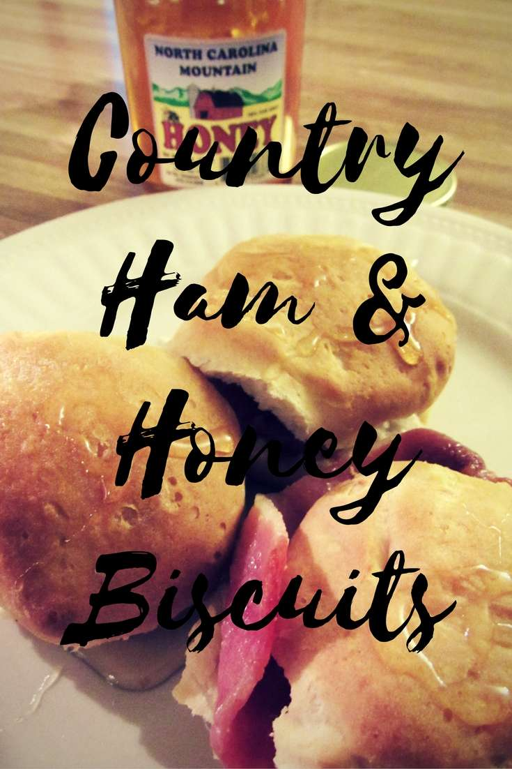 Country Ham & Honey Biscuits