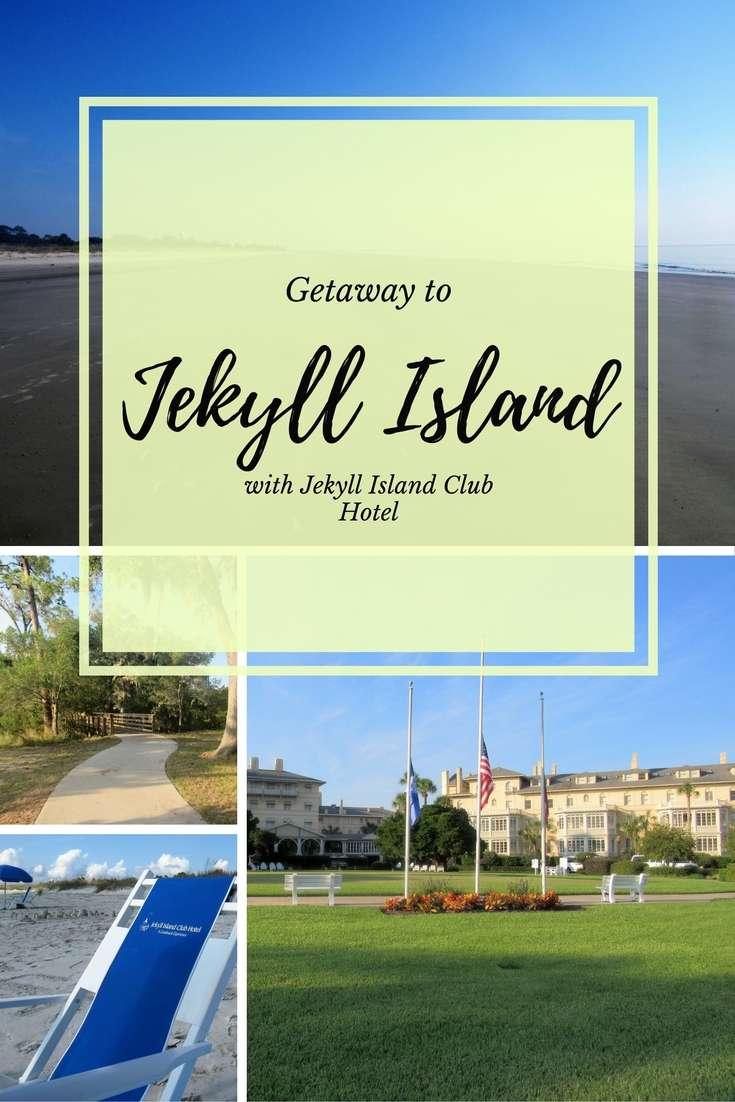 Getaway to Jekyll Island with Jekyll Island Club Hotel