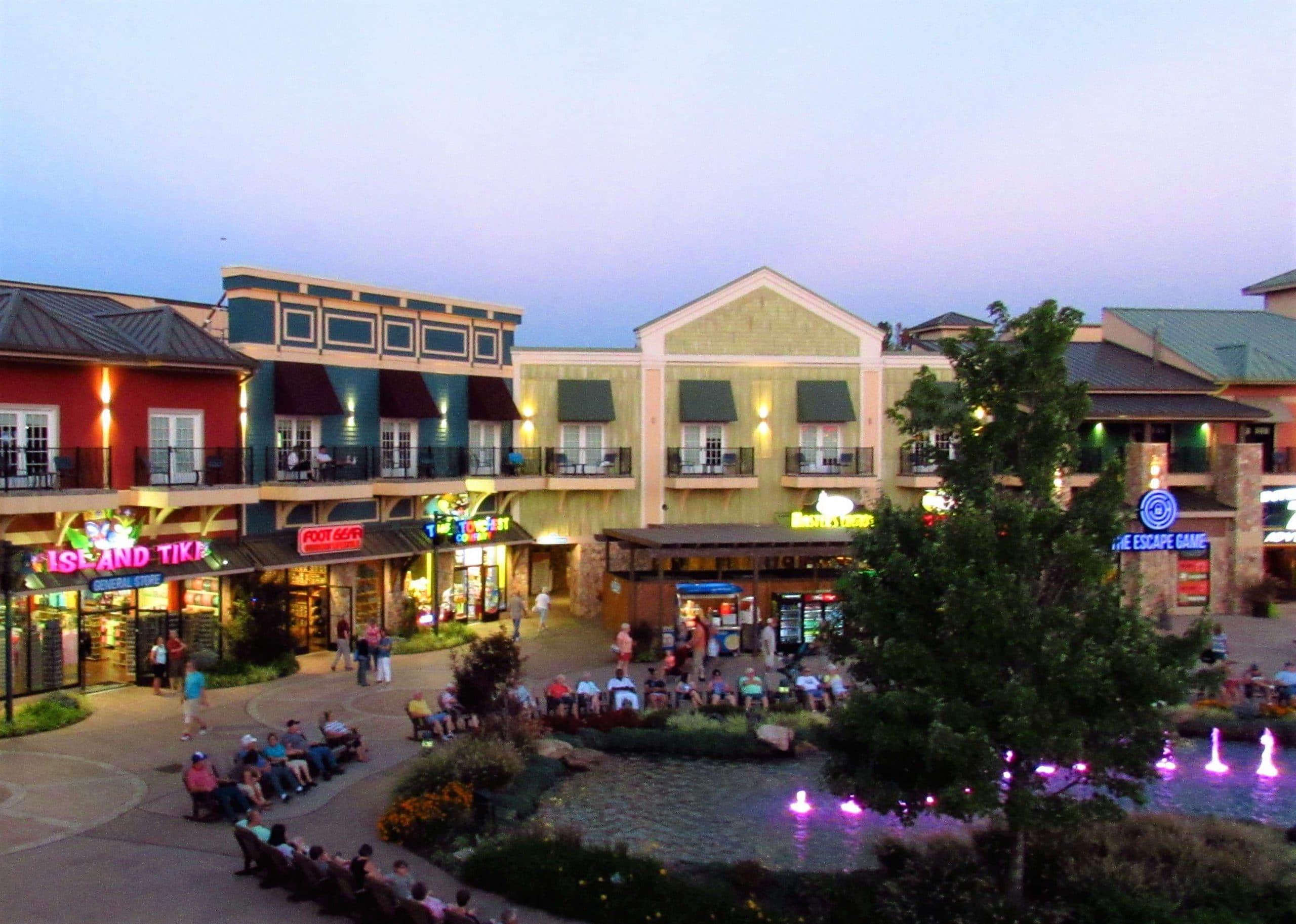 Margaritaville Island Hotel Pigeon Forge