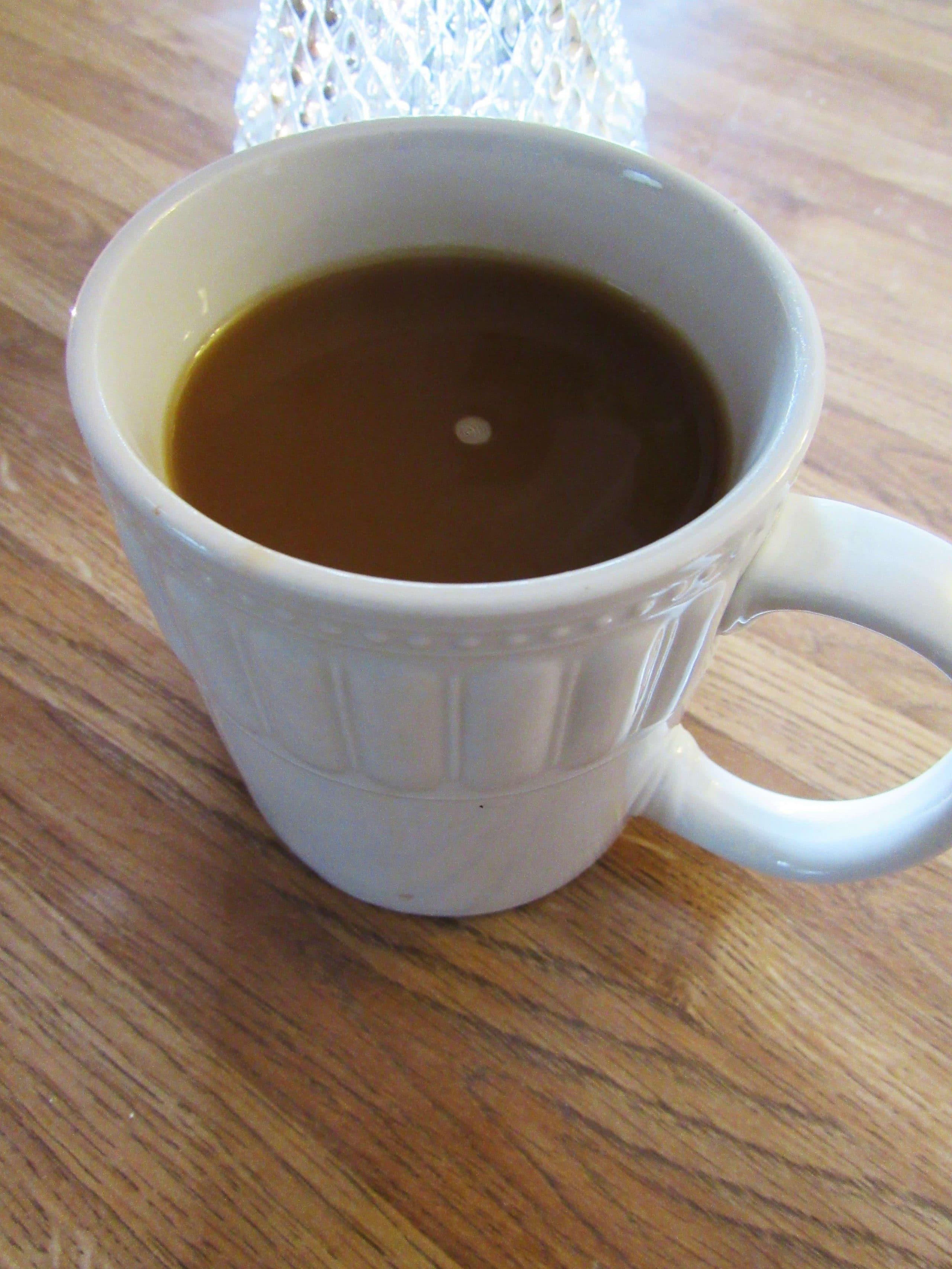 Easy Caramel Coffee Recipe