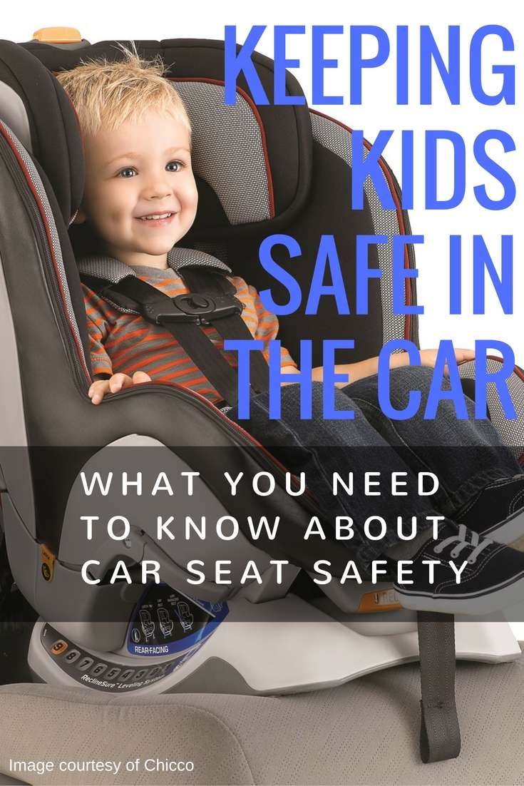 Keeping Kids Safe in the Car With Chicco