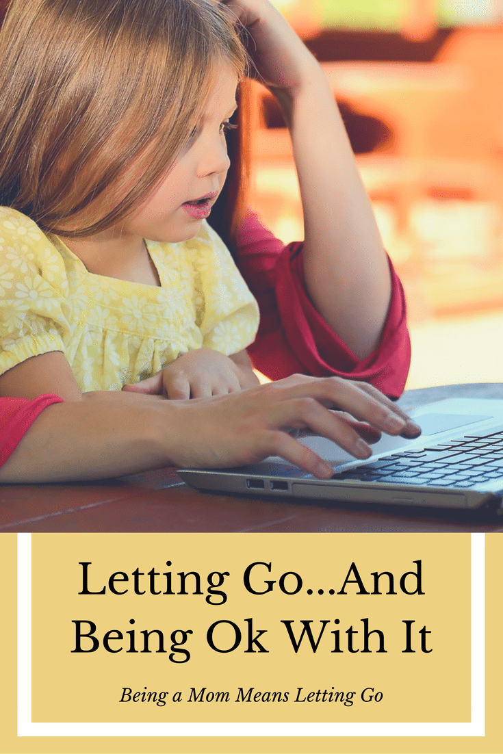 9 Months Old-Letting Go…and Being Ok With It