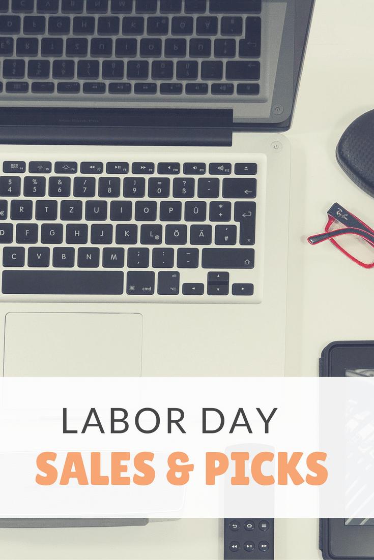 Labor Day Sales + Picks