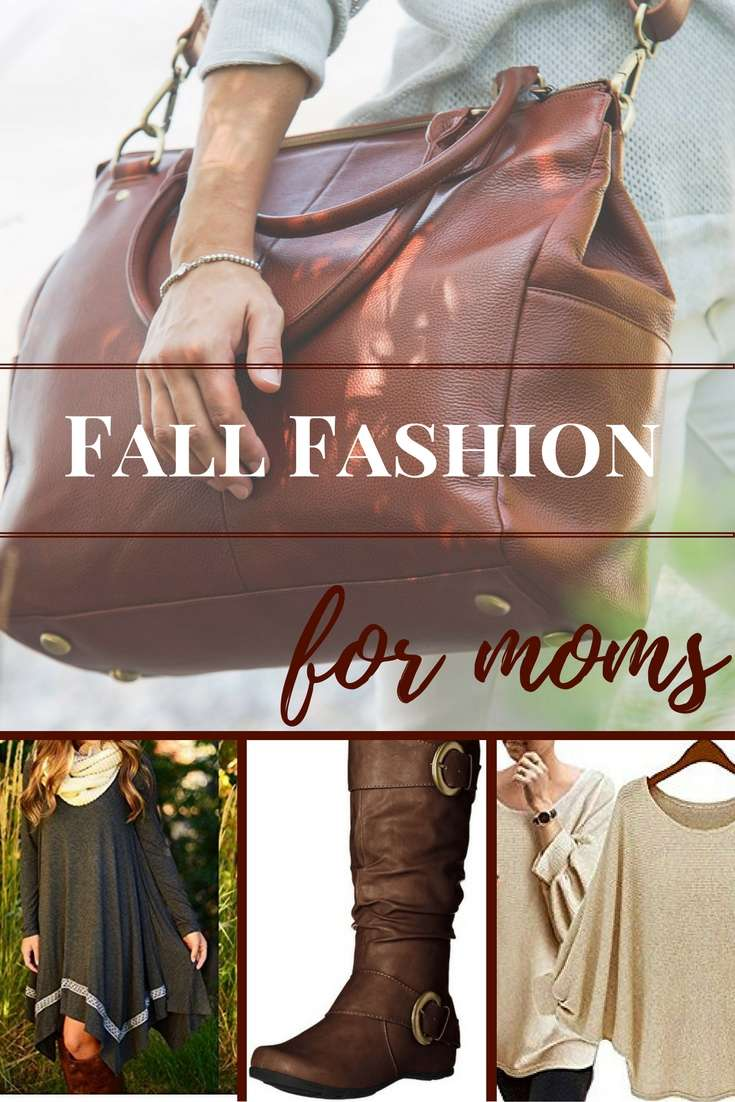 Fall Fashion For Moms