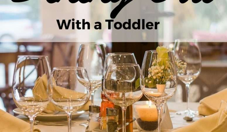 Eating Out with a Toddler