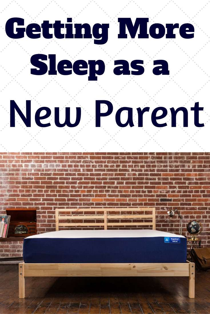 Getting More Sleep as a New Parent