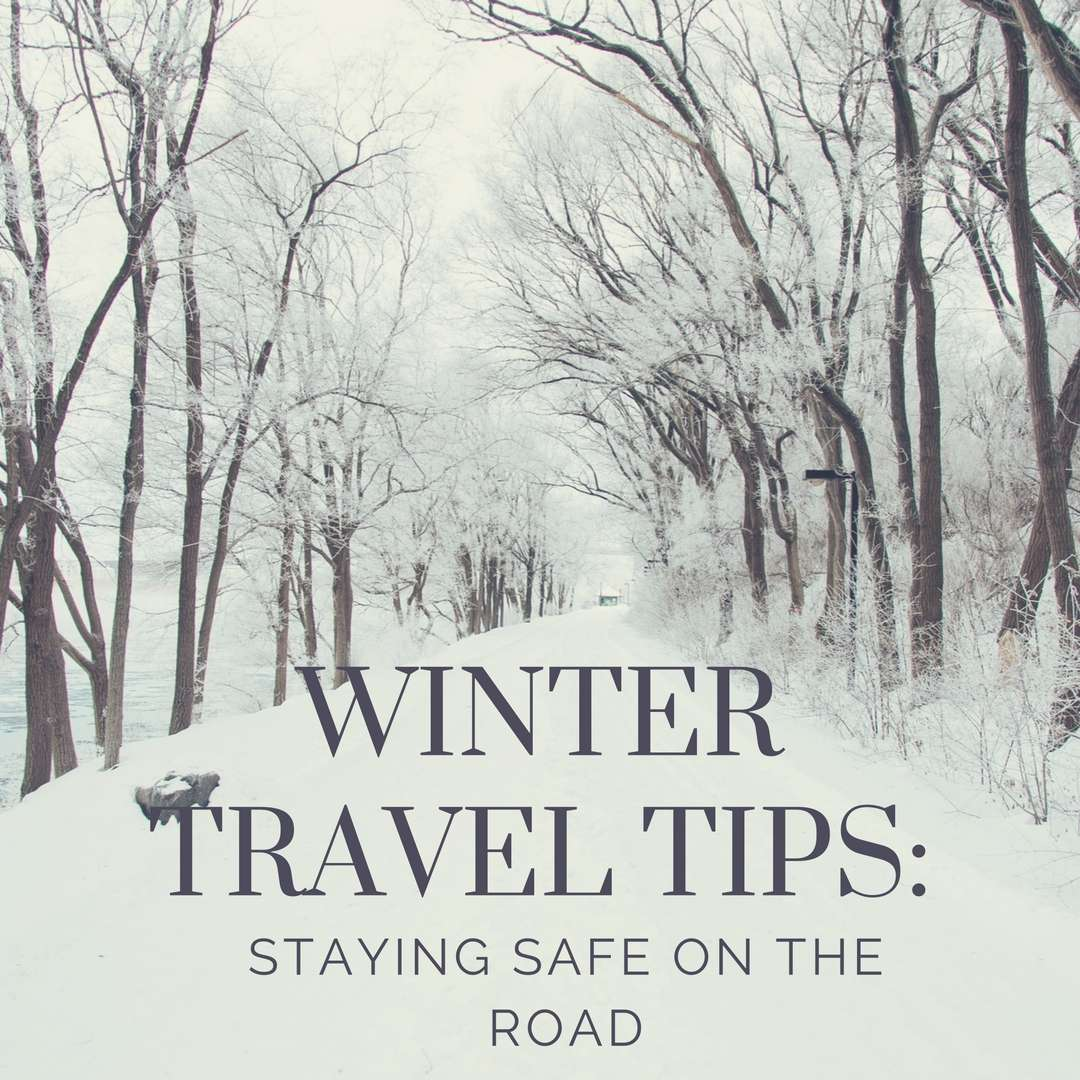 Stay Safe When Traveling Turkey: Winter Travel Tips: Staying Safe On The Road