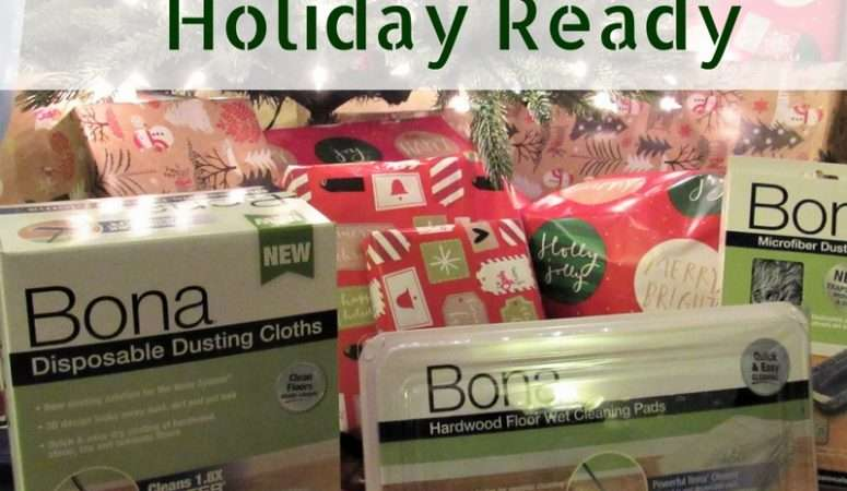 Getting Your Home Holiday Ready with Bona