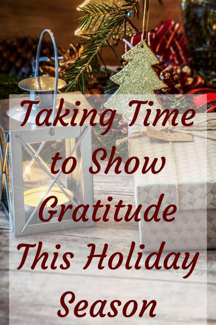 Taking Time to Show Gratitude this Holiday Season #ad #elevateyourseason