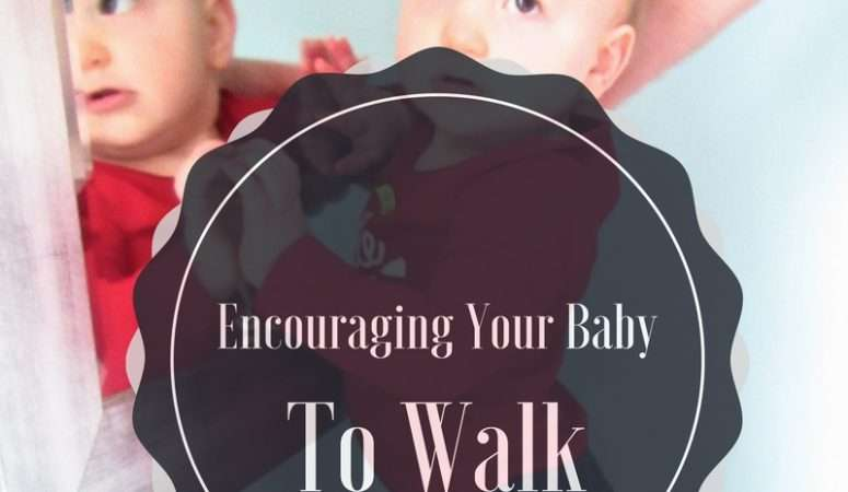 Encouraging Your Baby to Walk With Stride Rite