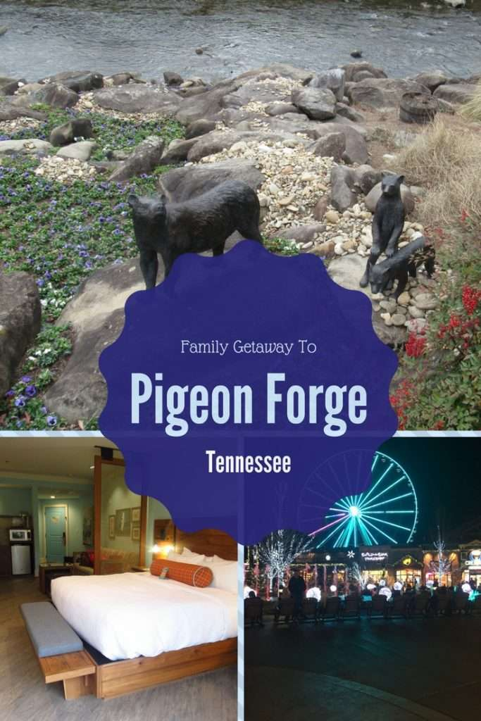 Family Getaway to Pigeon Forge, Tennessee