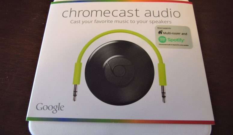 Google Chromecast Makes Listening to Your Favorite Music Easy