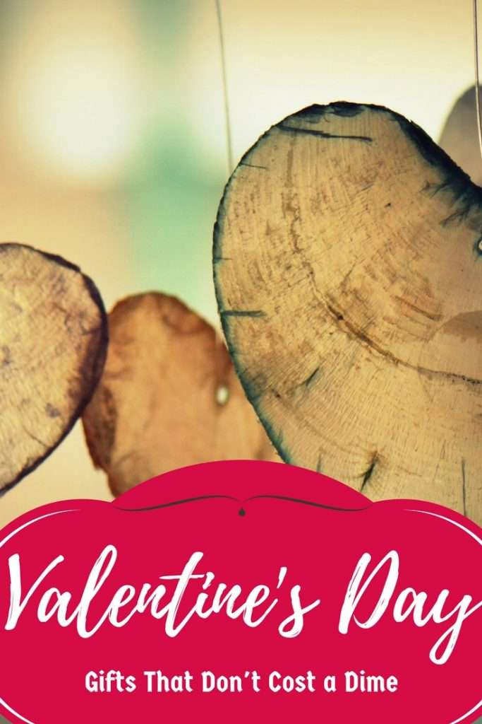 Valentine's Day can get expensive, why not save some money with these free gift ideas?
