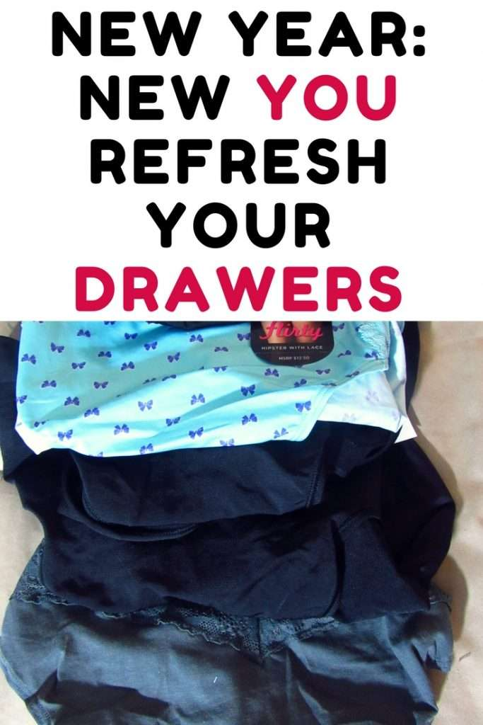 Refresh Your Drawers This Year With Kohl's! {Ad}