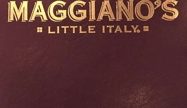 Maggiano's: The Perfect Location for Family Dinners