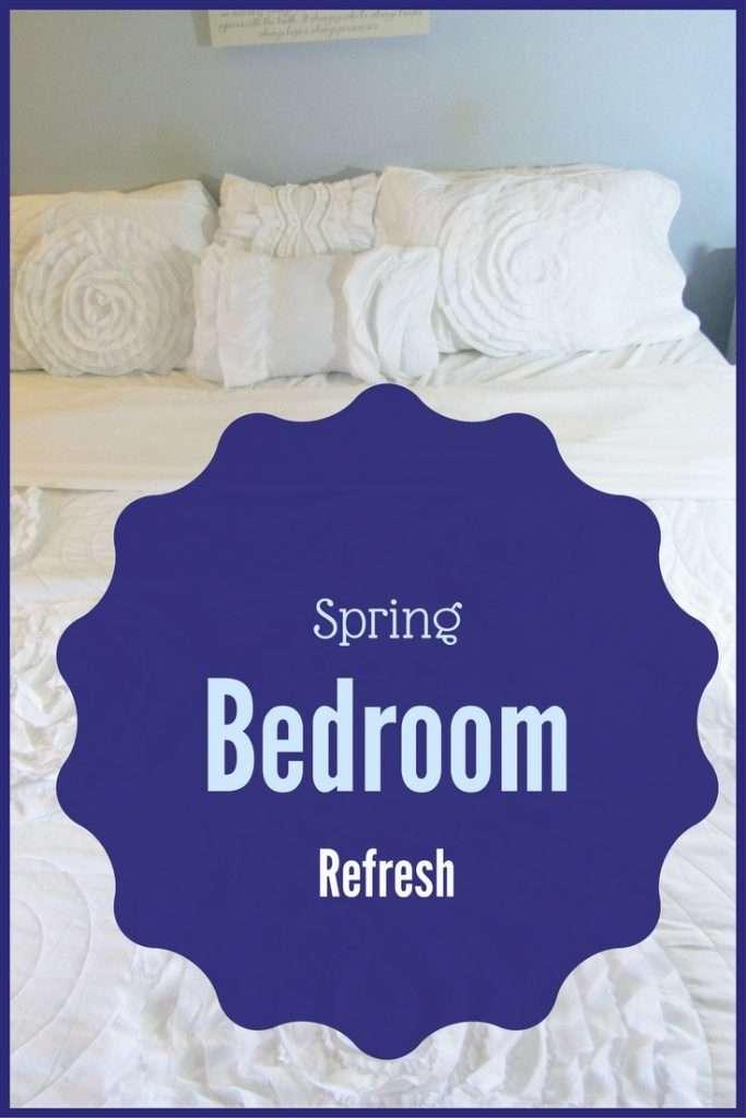 Spring Bedroom Refresh Ideas