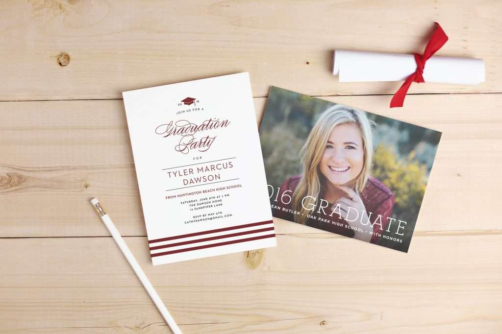 how to select the perfect graduation invitation loving living