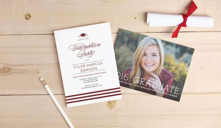 How to Select the Perfect Graduation Invitation