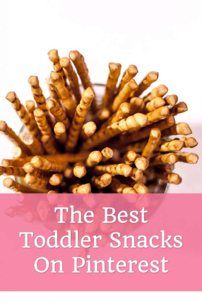 The Best Toddler Snacks on Pinterest: A Great List Filled With Creative and Fun Snacks for Kids and Toddlers