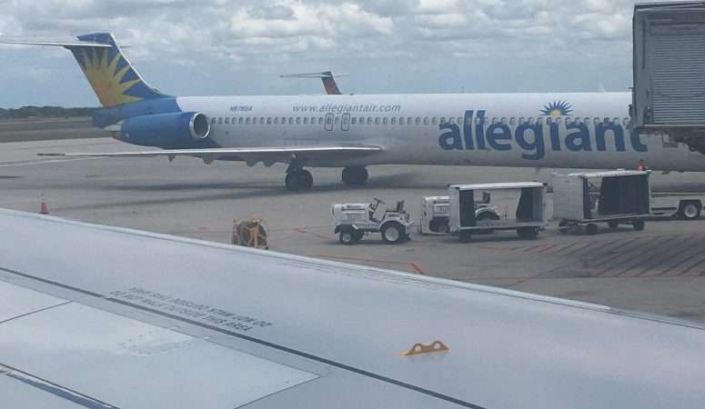 Why We Chose to Fly With Allegiant Air