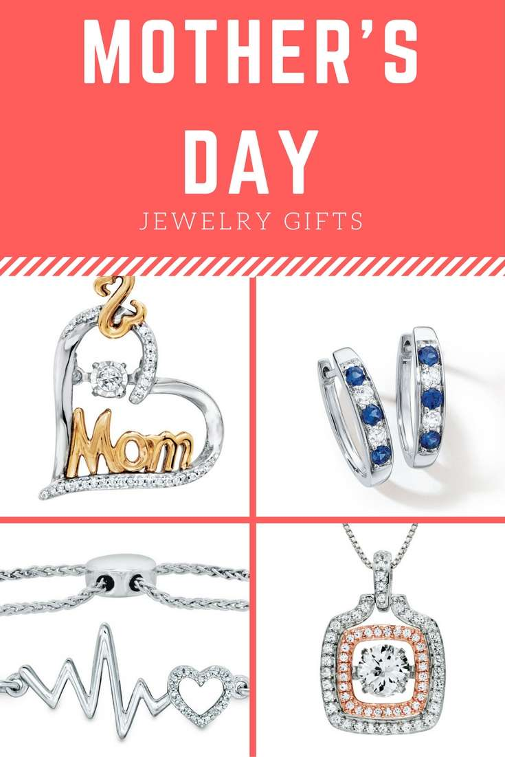 Mother's Day Jewelry Gift Ideas from Kay Jewelers #ad