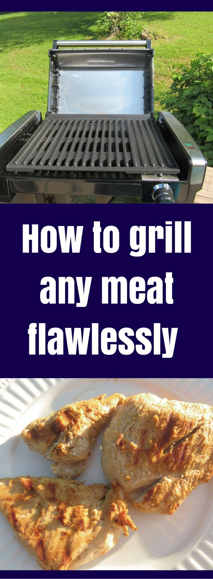 How to Grill Any Meat Flawlessly   Grilling Tips   Marinating Tips   Grilled Steaks   Grilled Burgers   Cookout Tips   Grilled Chicken   Grilling Recipes   How to Grill AD #GrillIt