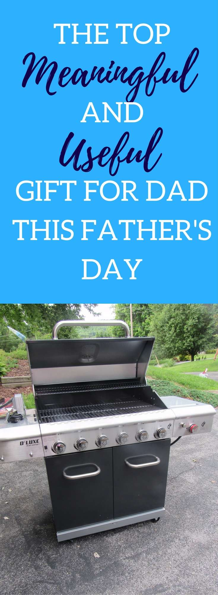 The Top Meaningful and Useful Gift for Dad This Father's Day | Father's Day Gift | Gift Guide | Gift for Dad | Gift for Grandpa | 2017 Father's Day |  #ad