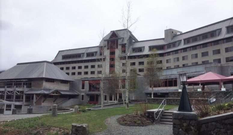Getaway to Alaska's Alyeska Resort