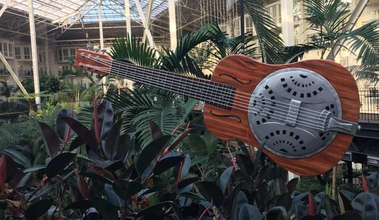 Must Visit: Gaylord Opryland Resort, Nashville