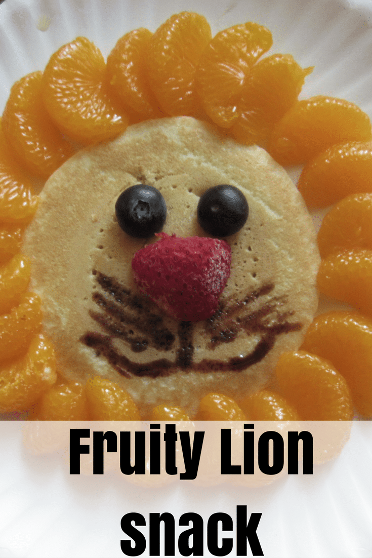 Fruity Lion Snack | Lion Treat | Lion Party | Wild Party | Wild Two | Wild One