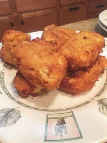 Fried Mac and Cheese Recipe
