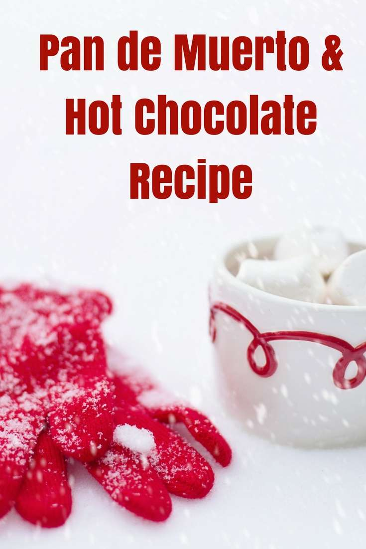 I'm sharing a fun Pan de Meurto & Hot Chocolate Recipe with you today to celebrate the movie that opens this Thanksgiving. #Disney #Coco #HotChocolate #Recipe #EasyRecipe #Thanksgiving