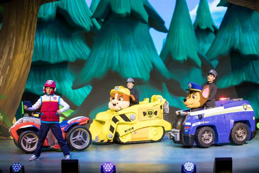 """PAW Patrol Live! """"The Great Pirate Adventure"""" Coming to Johnson City!"""
