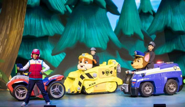 "PAW Patrol Live! ""The Great Pirate Adventure"" Coming to Johnson City!"