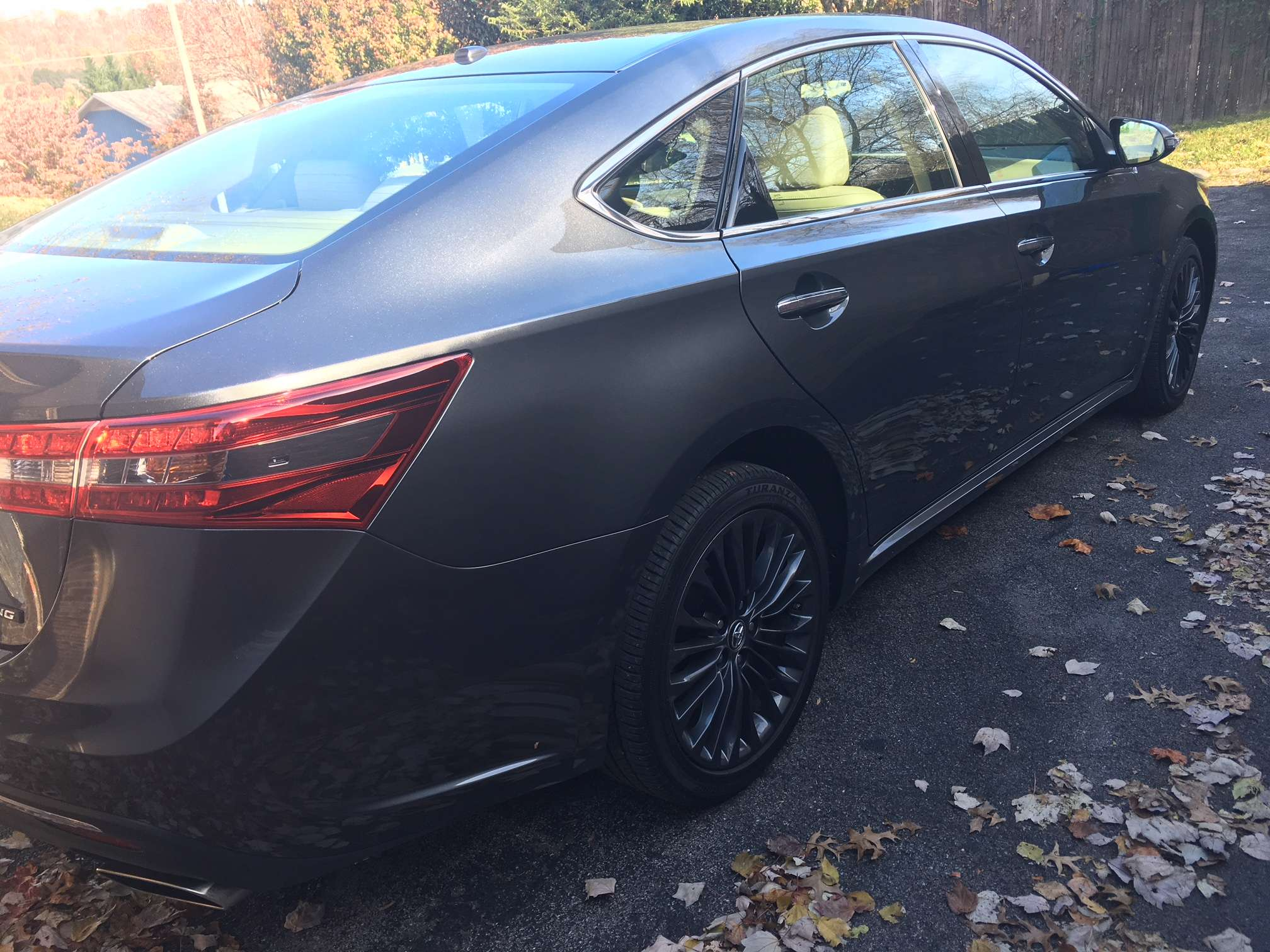 The Toyota Avalon has not only won awards from some of the most well known names in the automobile industry, but it wins my award for quality, performance, safety and luxury! I highly recommend the Toyota Avalon if you are in the market for a new vehicle! #ad #DriveToyota #LetsGoPlaces #Vehicle
