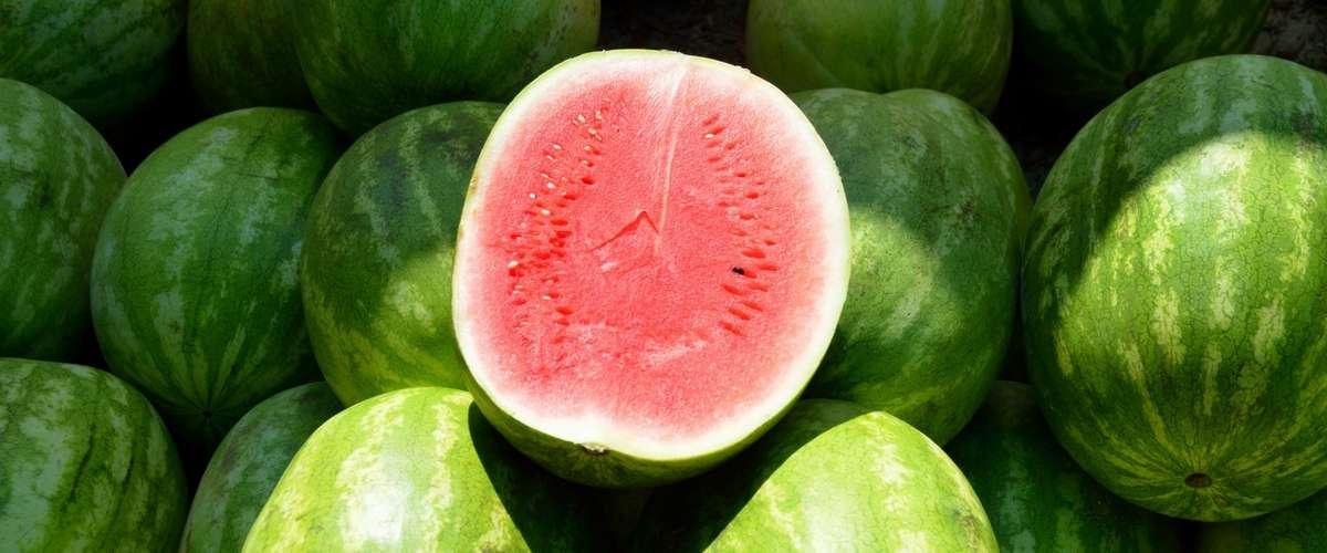 Skinny Watermelon Basil Cooler