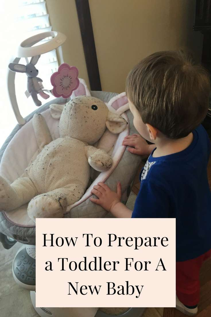How To Prepare a Toddler For A New Baby #toddler #parenting #pregnant