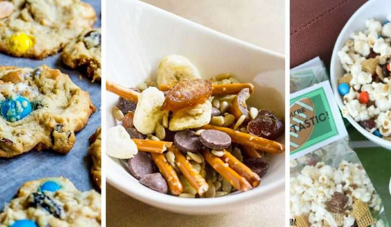 5 Must Have Trail Mix Recipes