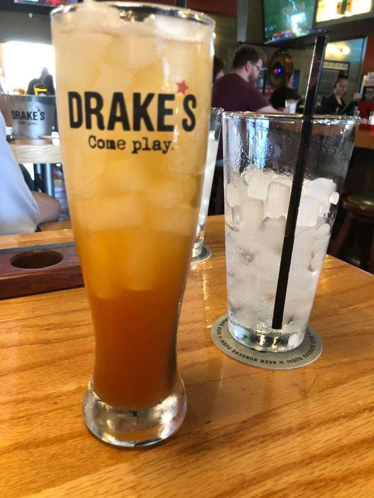 Drake's Bristol TN Fall Apple Drink