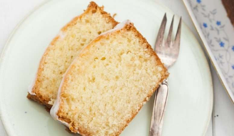 30 Minute Lemon Pound Cake