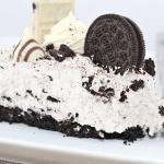 no bake cheesecake on plate